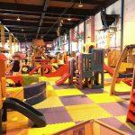 都内のおでかけ混雑に疲れたら…千葉県市川市の【大慶園遊園地】の室内キッズコーナーがおすすめ!