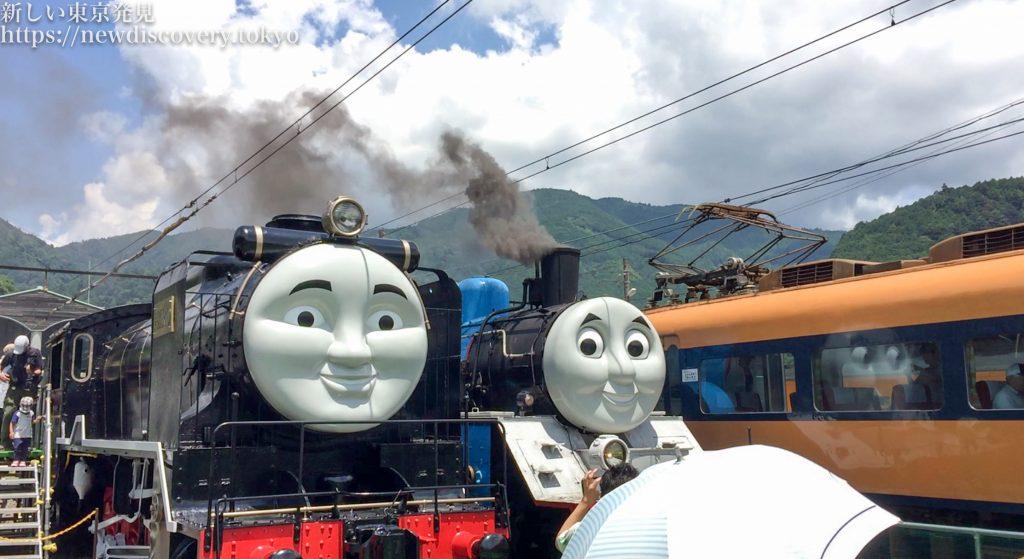大井川鐵道・トーマス号に、1歳10ヶ月子連れで乗車してきた【2日目:千頭駅から、トーマス号に乗車編】