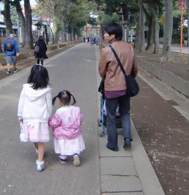 小1・小5の娘を持つさいたま市民・たかゆき