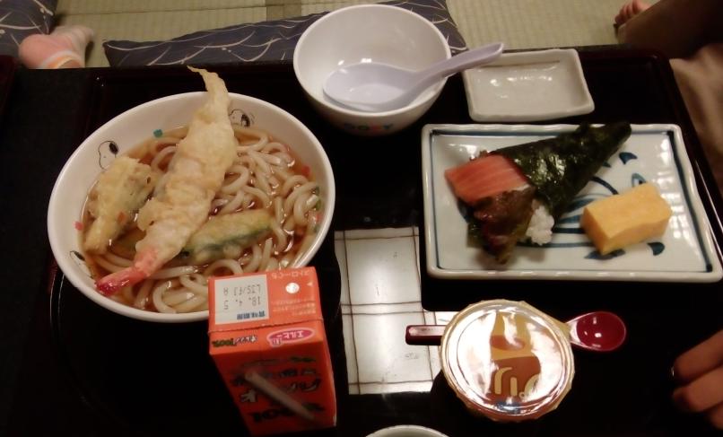 お子様うどん 626円