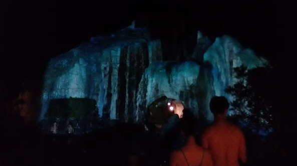 岩山 大滝