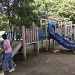 千葉県で2歳子連れのアスレチック遊びなら【鎌ケ谷市制記念公園】へ!お楽しみポイント5つをご紹介します!