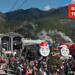 大井川鐵道・トーマス号/ジェームス号クリスマス特別運転の、1歳〜2歳子連れ旅行の注意点5つ