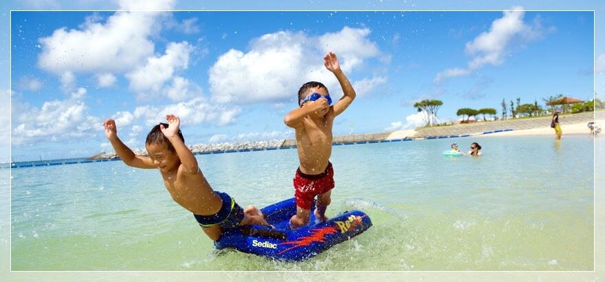 2,3歳子連れ沖縄本島旅行のホテルに、ザ・ビーチタワー沖縄を選んだ7つの理由!