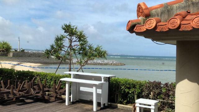 ビーチタワー沖縄 子連れ 北谷サンセットビーチ