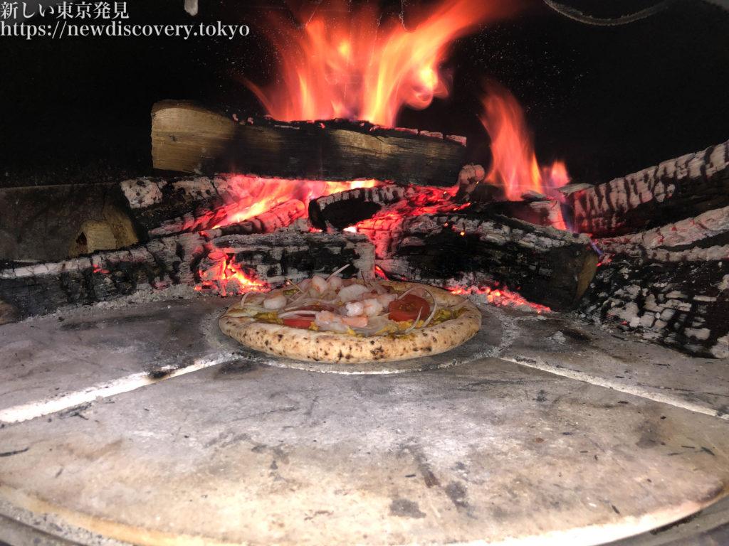 PICA秩父 グランオーベルジュコテージ 4歳子連れ旅行 夕食 ディナー ピザ BBQ