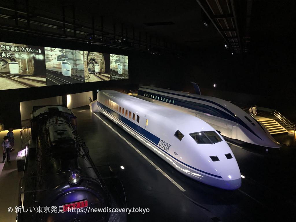 リニア鉄道館_子鉄_5歳子連れ_名古屋子連れ旅行