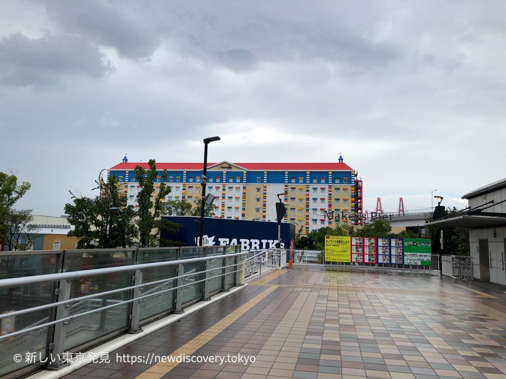 レゴランド・ジャパン・リゾート名古屋_5歳子連れ旅行_誕生日