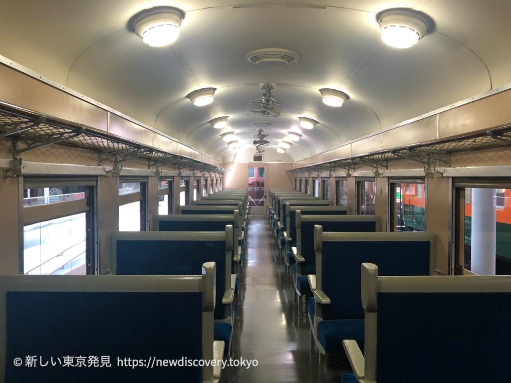 リニア鉄道館_子鉄_5歳子連れ_名古屋子連れ旅行 電車の中に入れる